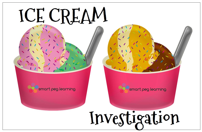 Ice Cream Investigation